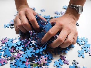Kreatív puzzle